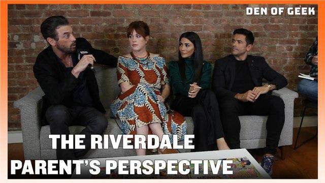 The Riverdale Parents' Perspective | Riverdale Cast Interview