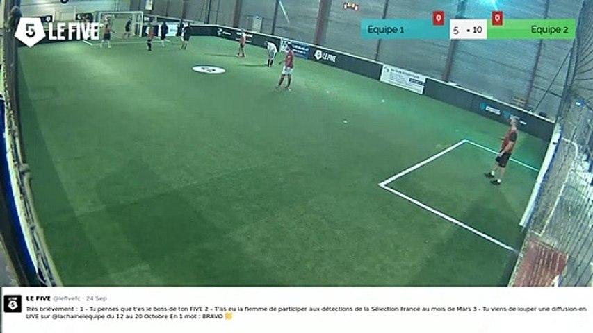 But de Equipe 2 (5-11)