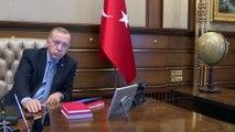Cumhurbaşkanı Erdoğan, Barış Pınarı Harekatı'nın başladığını bildirdi - ANKARA