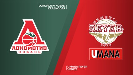 7Days EuroCup Highlights Regular Season, Round 2: Lokomotiv 77-63 Reyer