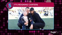Nick Carter Reveals Newborn Daughter's Name in Tribute to His 'Incredibly Strong' Wife Lauren