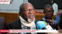 Arrestation de Mangoua Jacques : Me Adjé Luc, «Mon client a été victime d'un complot»