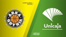 Asseco Arka Gdynia - Unicaja Malaga Highlights | 7DAYS EuroCup, RS Round 2