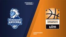 Morabanc Andorra - ratiopharm Ulm Highlights | 7DAYS EuroCup, RS Round 2