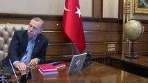 Cumhurbaşkanı Erdoğan'ın Barış Pınarı Harekatı'nın başlama emrini verdiği an