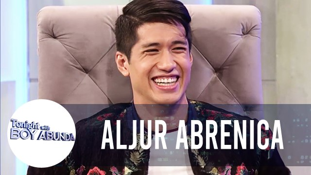 Aljur reveals something about Ejay Falcon and him | TWBA