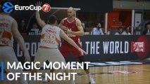 7DAYS Magic Moment of the Night: Kim Tillie & Eric Buckner, AS Monaco
