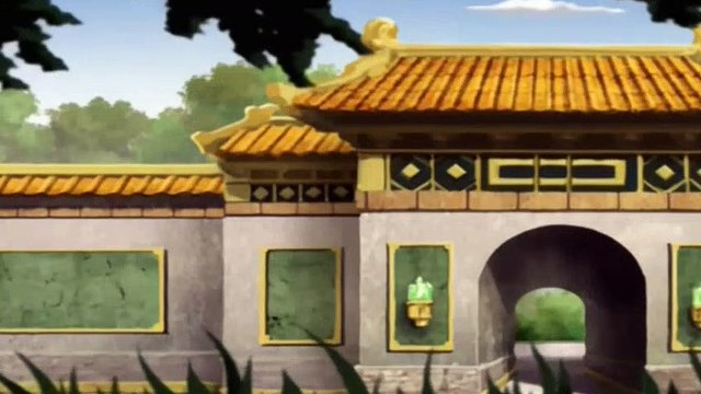 Avatar: The Last Airbender S02E15 The Tales of Ba Sing Se - The Last Airbender S02E15