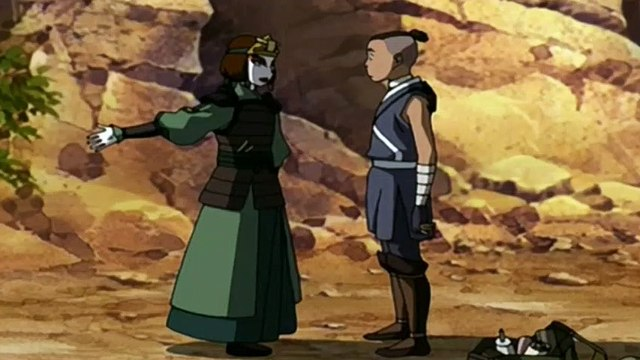 Avatar: The Last Airbender S02E16 Appa's Lost Days - The Last Airbender S02E16