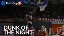 7DAYS EuroCup Dunk of the Night: Octavius Ellis, Promitheas Patras