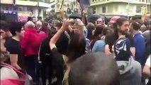 Estos son los 'matones' independentistas que han agredido y escupido a Cristina Seguí