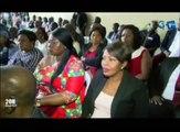 RTG - La cérémonie d'installation du nouveau président de Gabon Télévision, Sylvain ELLA ABESSOLO