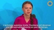 Greta Thunberg pendue à Rome !