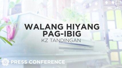 "Walang Hiyang Pag-Ibig - KZ Tandingan (Lyrics)   ""The Art Of Ligaw"" OST"
