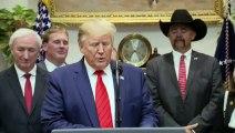 Trump: impeachment é 'farsa'