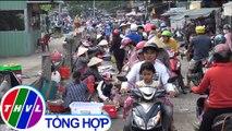 THVL   Nhiều tiểu thương ở TP.HCM vẫn lấn chiếm lòng lề đường  dù có chợ