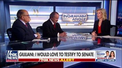 2019 OCT 08 Giuliani & Digenova Respond To Democrat Unconstitutional Conduct
