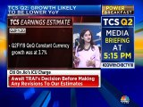 TCS Q2FY20 earnings estimates: Growth likely to be lower YoY