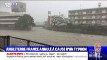 Mondial de rugby au Japon: Angleterre-France annulé à cause d'un typhon