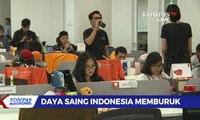 Daya Saing Indonesia Memburuk