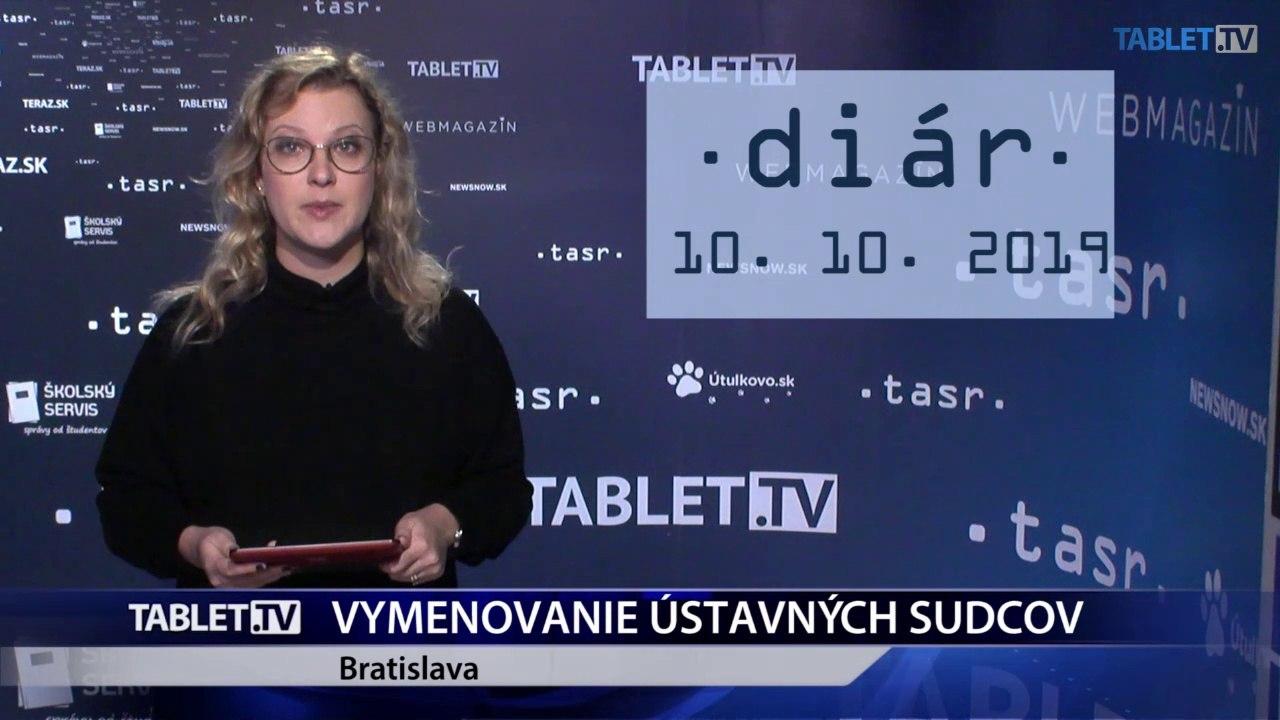 DIÁR: Prezidentka Z. Čaputová vymenuje nových ústavných sudcov