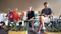 Forum des alternatives du festival de Thau 2019 - Thématique de l'alimentation