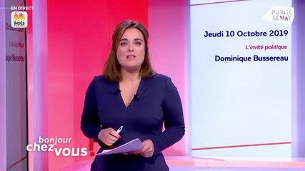 Mathieu Darnaud - Public Sénat jeudi 10 octobre 2019