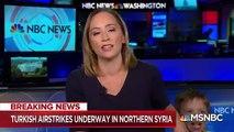 Etats-Unis : Une journaliste de MSNBC perturbée en plein direct par son fils