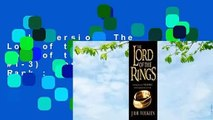 Full version  The Lord of the Rings (The Lord of the Rings, #1-3)  Best Sellers Rank : #4