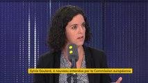 """""""Trop souvent au Parlement européen, c'est le fric qui prime sur l'éthique"""", déclare Manon Aubry, députée européenne La France insoumise"""