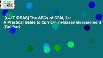 [GIFT IDEAS] The ABCs of CBM, 2e: A Practical Guide to Curriculum-Based Measurement (Guilford