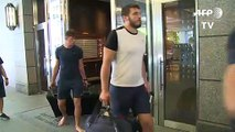Rugby: Angleterre-France annulé par un typhon, les Bleus se projettent déjà en quart