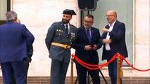 Camaraderia i riures entre el coronel Baena, el fiscal Zaragoza i José Zaragoza (PSC)