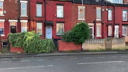 Police incident at Strathmore Terrace, Harehills