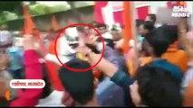 दशहरा पर बजरंग दल कार्यकर्ताओं ने स्कूल में किए हर्ष फायर, 150 लोगों पर मामला दर्ज