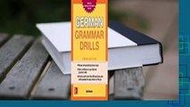 [GIFT IDEAS] German Grammar Drills, Third Edition