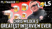LOLs   This drunk Chris Wilder interview is the best thing you'll see today