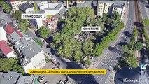 Allemagne : un attentat antisémite fait deux morts à Halle