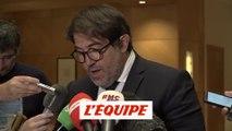 Simon «La Fédération prend acte de la décision de World Rugby» - Rugby - Bleus