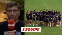 «Les Bleus voulaient vraiment jouer l'Angleterre» - Rugby - Mondial