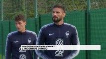 Olivier Giroud peut-être titulaire demain