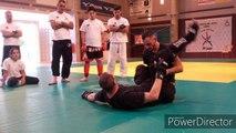 Stage MMA avec Christophe Réa le 2 novembre venez nombreux