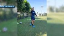 Le coup de patte ingénieux de Zlatan Ibrahimović