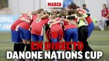 Finales Danone Nations Cup  (campo 2),  en directo