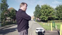 Anywhere but Westminster   We must deliver: Brexit, Johnson and the robots of Milton Keynes – video