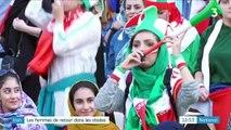 Iran : les femmes sont de retour dans les stades