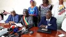 Guinée : Les députés des Groupes Parlementaires issus des Partis Politiques membres du FNDC suspendent leur activité à l'Assemblée Nationale