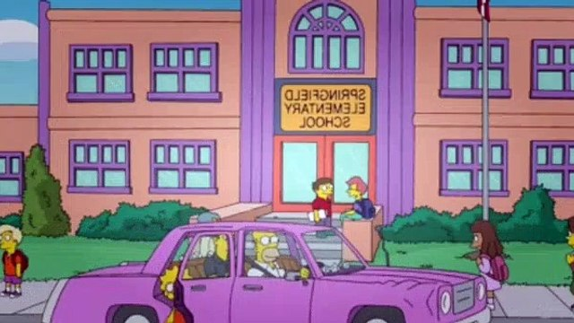 The Simpsons Season 26 Episode 12 The Musk Who Fell to Earth