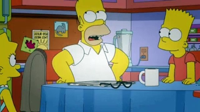 The Simpsons Season 26 Episode 15 The Princess Guide