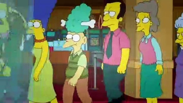 The Simpsons Season 26 Episode 16 Sky Police